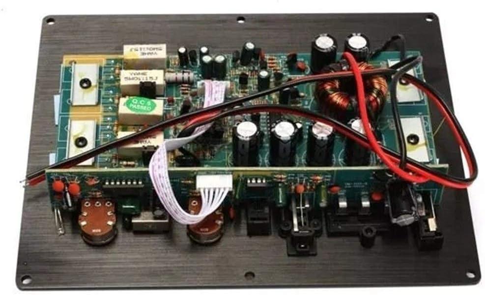 Be82aene El subwoofer de Alta fidelidad de 200 vatios y 12 voltios Puede Ajustar el Volumen del Amplificador de Salida. Acceso