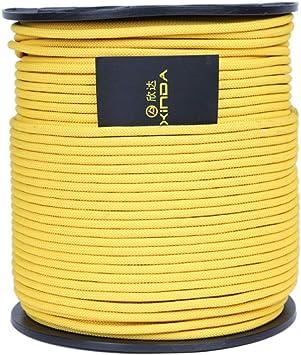 Cuerda MC Cuerda auxiliar de escalada al aire libre de 6 mm ...