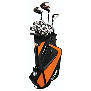 Wilson Sporting Goods Co. WGGC23800 Palo de Golf - Palos de ...