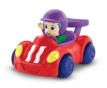 Gil esJuguetes Y Guppies And Juegos Bubble Vehicle Red RacerAmazon iuTwlXZOPk