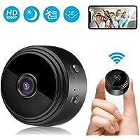 Camara espia, Mini Camaras Espias 1080P Camara Vigilancia