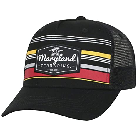 d97d684a19ee4 Amazon.com   University of Maryland Terps Men s Trucker Hat Route ...