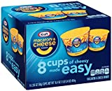 kraft cheese and macaroni - Kraft Easy Mac Original Flavor Macaroni and Cheese Dinner Cups, 16.4 Ounce