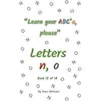 Letters n, o