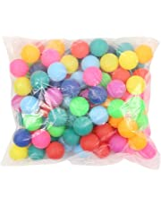 50 PCS Table Tennis Balls/Ping Pong Balls 40mm Ideal for Games Adults & Children