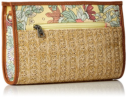 Flower Mini Power Straw Womens Sunlight Roma Sakroots Crossbody HqfxYwv
