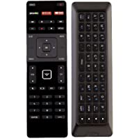 New XRT500 QWERTY Keyboard with Back Light Remote fit for VIZIO M43-C1 M49-C1 M50-C1 M55-C2 M60-C3 M65-C1 M70-C3 M75-C1 M80-C3 M322I-B1 M422I-B1 M492I-B2 M502I-B1 M552I-B2 M602I-B3 M652I-B2 M702I-B3