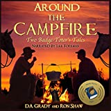 img - for Around the Campfire: Two Badge-Toters' Tales book / textbook / text book