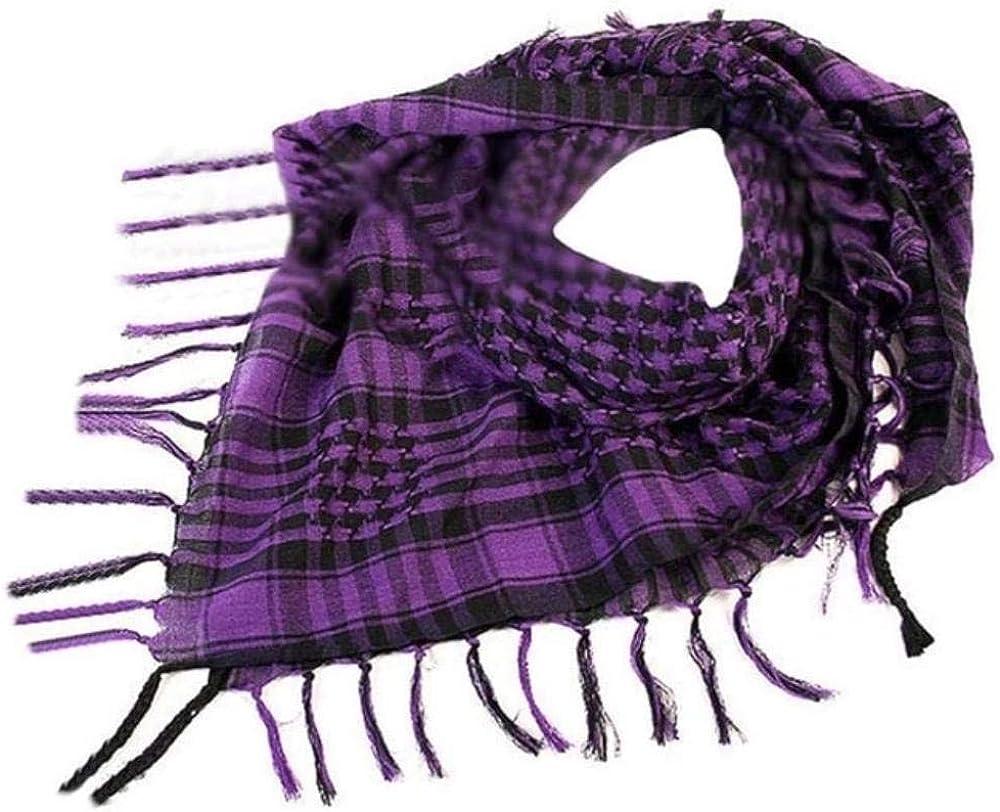 Autumn Unisex Scarf Fashion Women Men Soft Scarf Plaid Hemp