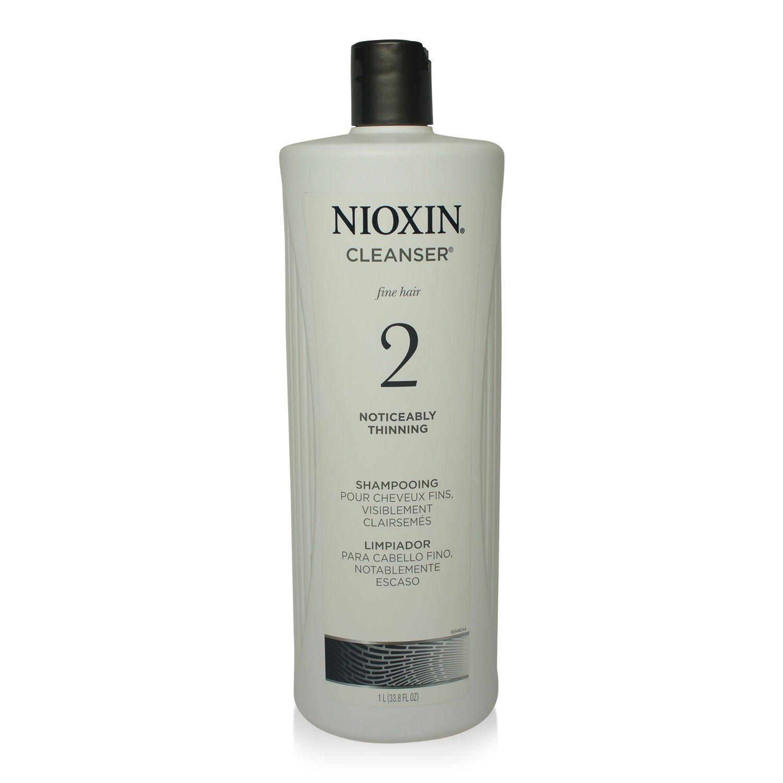 Nioxin System 2 Cleanser Shampoo, 33.8 oz. by Nioxin