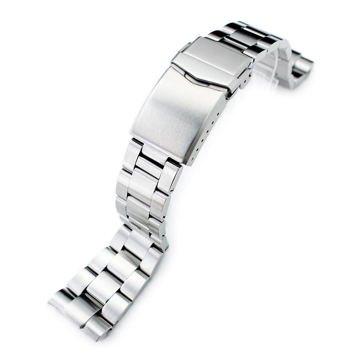 22mm Super Oyster Watch Bracelet for Seiko New Turtles SRP775 SRP777