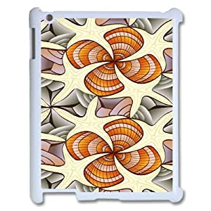Geometric patterns YT8058571 Phone Back Case Customized Art Print Design Hard Shell Protection Ipad2,3,4