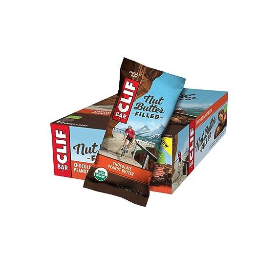 Clif Bar, Barrita energética y nutricional (Avena) - 12 de 50 gr.