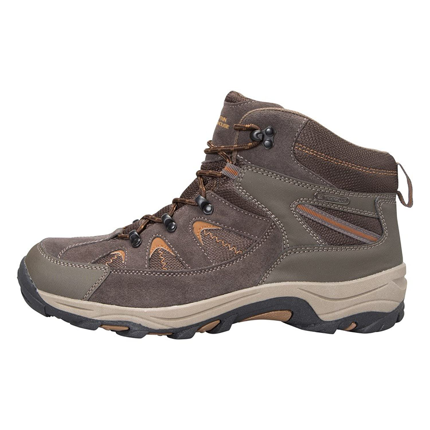 Mountain Warehouse Rapid Mens Waterproof Boots