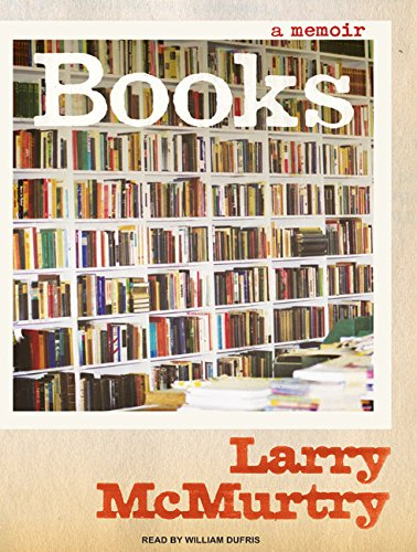 Books: A Memoir by Tantor Audio