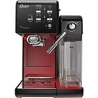 Cafeteira Expresso Prima Latte II, Vermelho, 110v, Oster