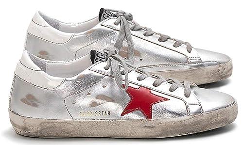 big sale 36320 92ae3 Golden Goose Herren Casual Sport Sneakers GGDB Retro Super ...
