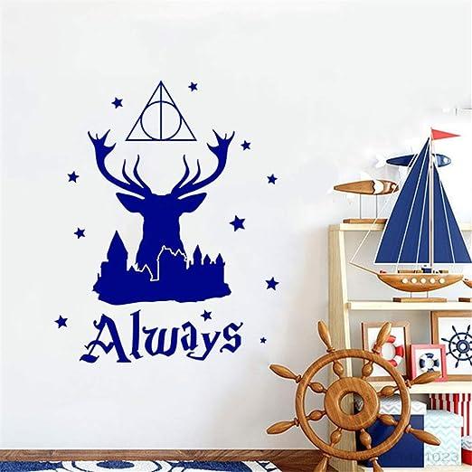 pegatinas de pared personalizadas Tatuajes de pared de Harry ...