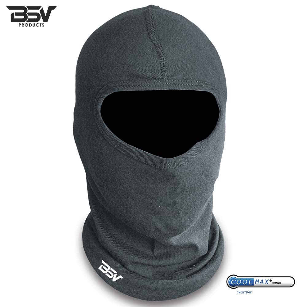BSV Products Deluxe Cotton Balaclava Face Mask Winter, Airsoft