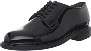 product image for Bates Men's High Gloss Leather Sole Work Shoe