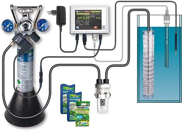 CO2-Anlage-Aquarium