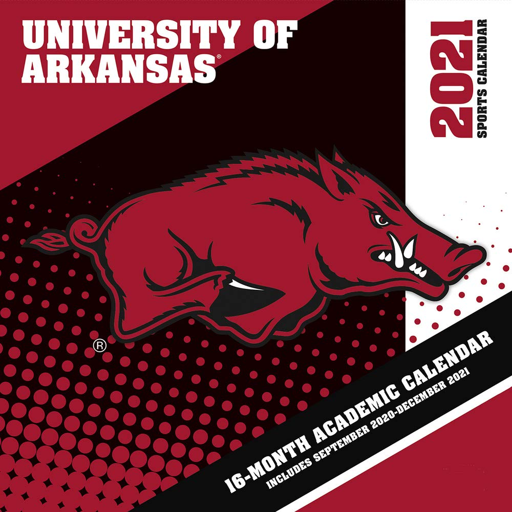 University Of Arkansas Calendar 2021 Wallpaper