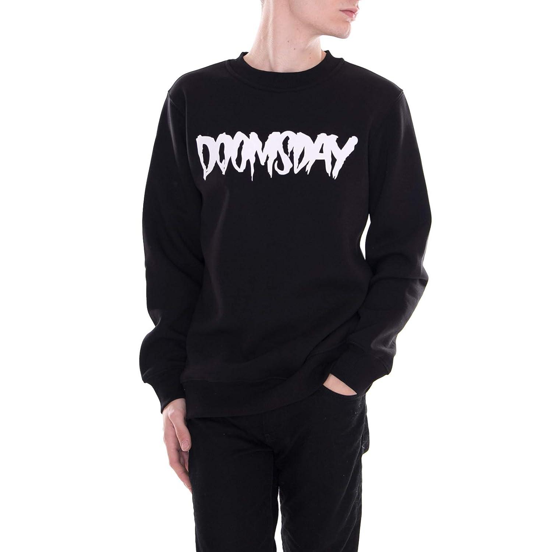 Doomsday - Sweatshirt - Logo - Schwarz