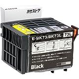 エプソン EPSON ICBK73L ブラック 顔料(純正品と同様のインクタイプ) 1色セット 互換インク 【バウストア】