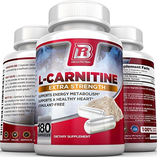 BRI Nutrition L Carnitine Tartrate