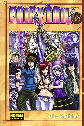 Descargar Libro Fairy Tail 38 Hiro Mashima