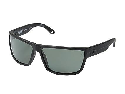 0b762bcda4be4 Amazon.com   Spy Optic Rocky Sunglasses Matte Black w Happy Grey ...