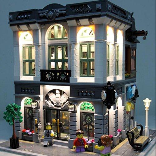 [해외] LEGO 레고 creator 10251 호환 brick 뱅크LED 라이트 키트