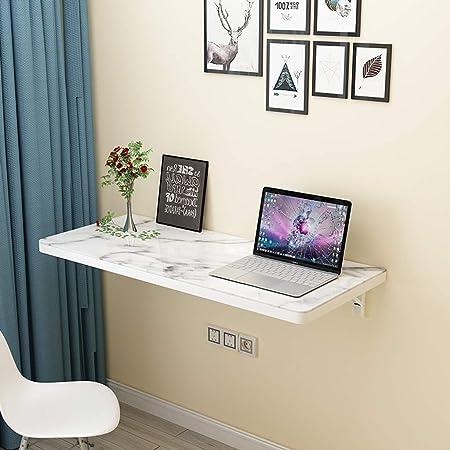 Home Office Desks Etabli Pliable Mural Ordinateur Bureau Gain De Place Simple Cuisine Table A Manger Multifonctionnel Stockage Rack Meubles Organisation Amazon Fr Cuisine Maison