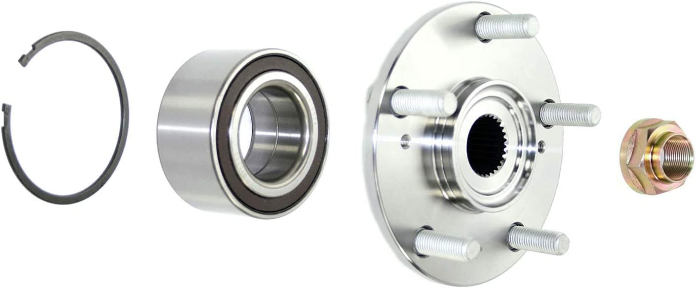 Dura International 29596024 Front Wheel Hub Kit