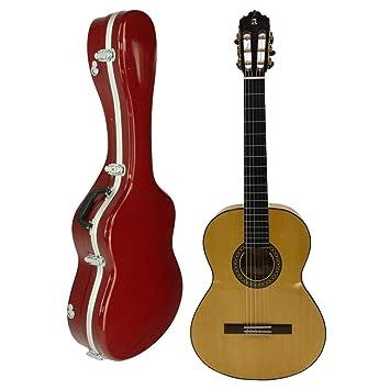 Guitarra Flamenca Alhambra 30 Klavier Flamenca + Estuche ...