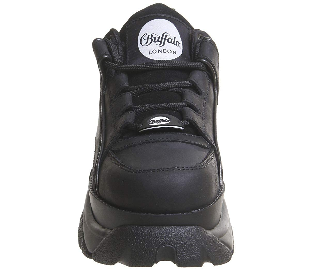 04b78a19d8d Buffalo 1339-14 2.0 Shoes Black: Amazon.co.uk: Shoes & Bags
