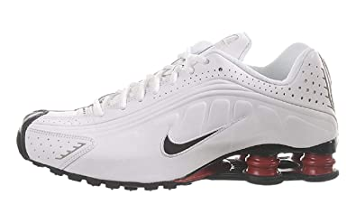 separation shoes f710f b9576 Image Unavailable. Image not available for. Color  Nike Mens Shox R4 ...