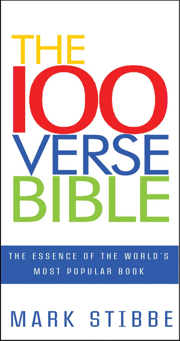 Download The 100 Verse Bible: The Essence of the World's Most Popular Book pdf