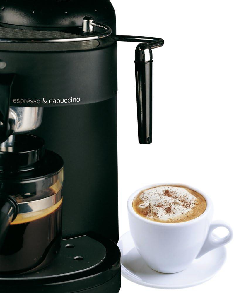 Ufesa CE7115 - Cafetera espresso (Capricciosa, 800W, 0,4L, 2,5Bar ...