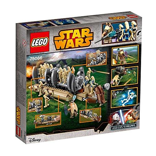 61XxaEP6I0L - Lego Star Wars - 75086 Battle Droid Troop Carrier