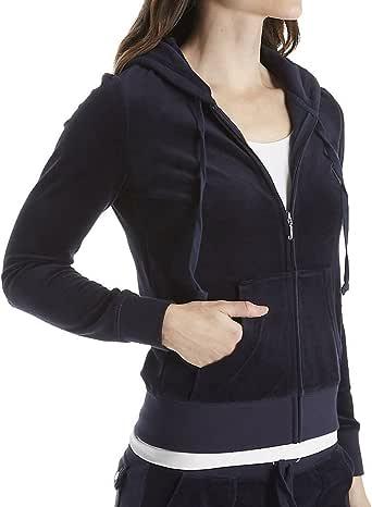 Juicy Couture Black Label Women's Velour Robertson Jacket