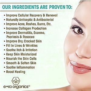 Rejuvenating Natural Face Moisturizer Cream - Extra Hydrating 16-in-1 Facial Cream For Dry Skin With Manuka Honey, Cocoa Butter, Avocado Oil, Jojoba Oil - pH Balanced Non Greasy Day & Night Cream