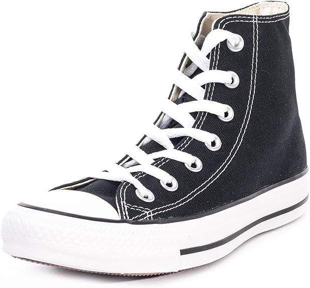 Converse Chuck Taylor All Star Hi Canvas, Zapatillas Altas Unisex Adulto: Amazon.es: Deportes y aire libre