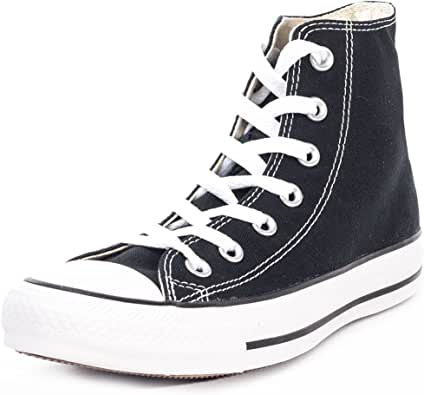 Converse Chuck Taylor All Star Hi Canvas, Zapatillas Altas Unisex Adulto: Amazon.es: Deportes y aire libre
