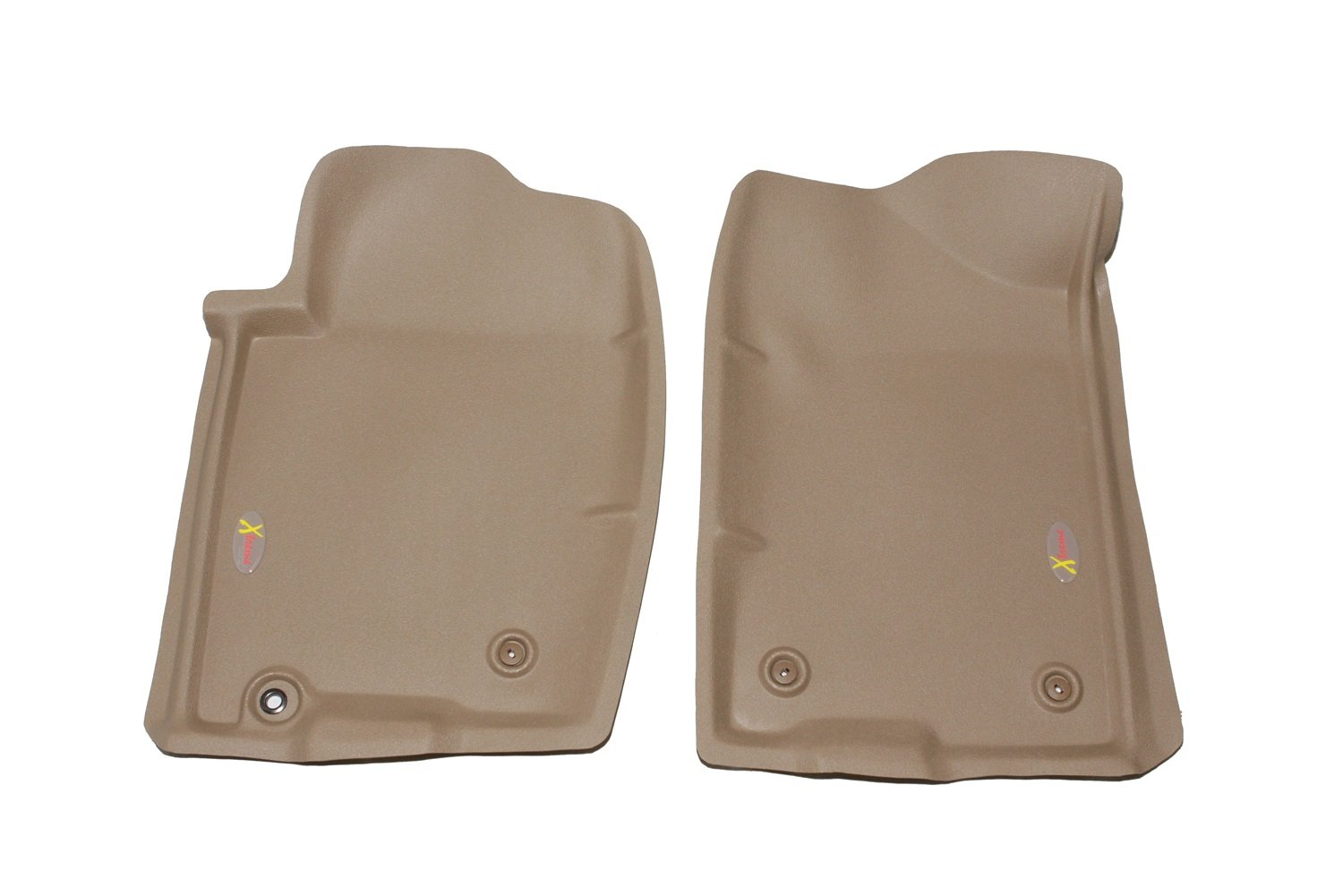 Lund 458812 Catch-All Xtreme Tan 2nd and 3rd Seat Floor Mat 458812-LND