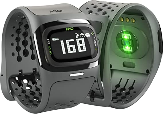 Amazon Mio Alpha 2 Heart Rate Watch Activity Tracker