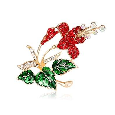 Amazon com: DDLKK Lapel Polish Pin Brooches for Women