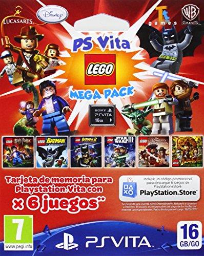 Sony - Tarjeta De Memoria De 16 GB Con Lego Mega Pack (PS ...