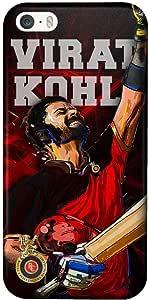 Macmerise Play Bold Kohli Pro Case For Iphone Se