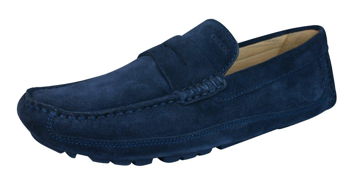 Geox Men's M MELBOURNE 1 Navy Loafer